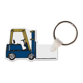 Forklift Truck Key Tag & Key Ring
